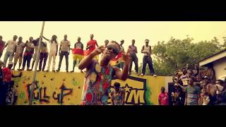 Stonebwoy - Pull Up remix ft. Pato Ranking (Official video)