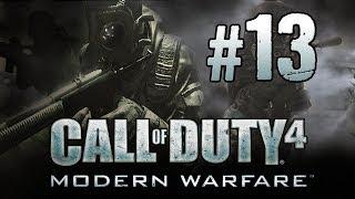 Call of Duty 4: Modern Warfare - Gameplay Walkthrough (Part 13)