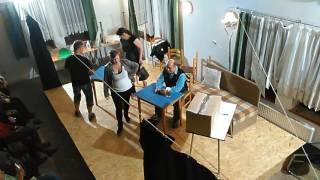 Budišovické amatérské divadlo 4.12.2016