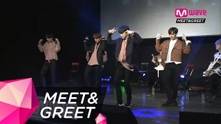[MEET&GREET] GOT7 dancing to 'Who's your mama' once again!