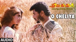 Premikudu - O CHELIYA song | Prabhu Deva | Nagma Telugu Old Songs