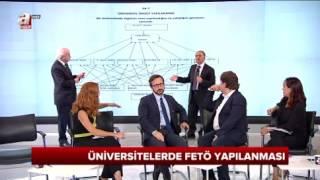 FETÖ üniversitelere nasıl sızdı? Prof. Dr. Ahmet Keleş  Arka Plan'da anlattı…