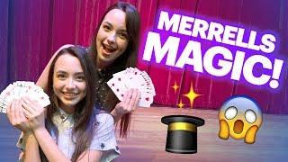 Merrell Twins #ChangeitUp: Magic Edition! Featuring Daniel Fernandez!