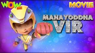 Mahayoddha Vir - Vir The Robot Boy - Movie - With ENGLISH, SPANISH & FRENCH SUBTITLES!