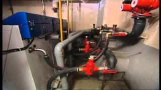 Pulsatoire Chaudière gaz condensation AUER