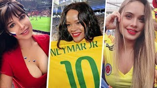 Most Beauty & Hottest Fans in World Cup 2018 |HD