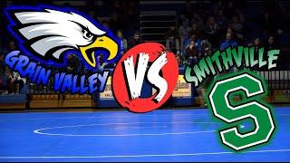Varsity Wrestling - Grain Valley vs. Smithville - 1/15/2019