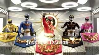 Power Rangers Megaforce Episode 1 Mega Mission 1/8