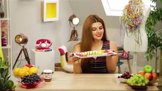 من و تو پلاس - ترفندهای گلناز - میوه آرایی / Manoto Plus