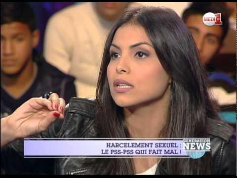 Generation News نقاش بين الشيخ سار وزينب عبيد حول التحرش الجنسي