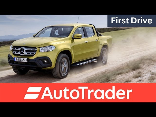 Mercedes X Class 2017 first drive review