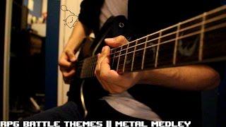 RPG Battle Themes    Metal Medley    Shady Cicada