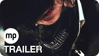 TOKYO GHOUL Trailer German Deutsch (2017)