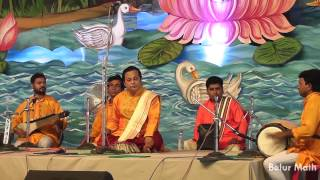Kabigaan by Sri Asim Sarkar at Public Celebration 2017