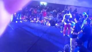 Bboy Abdul Vs Bboy Sonic | Final battle | Celestial Cyphers 2014