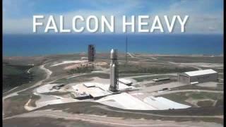 SpaceX Next - Falcon Heavy