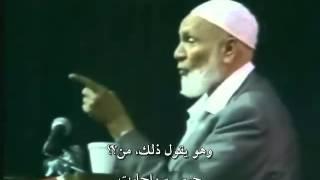 أحمد ديدات - الدعوة بالولايات المتحدة - مترجم