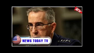 Donald trump nuclear order could be refused - general john hyten  NEWS TODAY TV