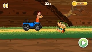 Chhota Bheem Speed Racing - Best Android Gameplay For Kids HD #4