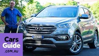 2016 Hyundai Santa Fe Highlander review | Top 5 reasons to buy video
