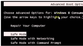 How to enter safe mode Windows 7