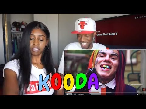Xxx Mp4 6IX9INE Kooda Official Music Video REACTION 3gp Sex