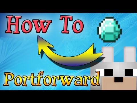 How To Port forward Your Minecraft Game. Simple Fast Easy. Normal & Bukkit 1.1 & 1.0.0 & 1.2.3