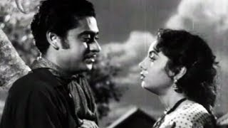 Kishore Kumar & Nimmi share some Romantic Talks - Bhai Bhai, Romantic Scene 9/15