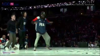 KOD World Cup 2016 FINAL | KOREA vs FRANCE - KODTV Live Stream - Les Twins/Waydi/Boubou