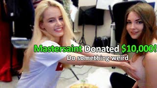 Making Twitch Streamers Do Weird Things For Donations