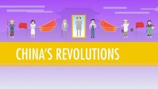 Communists, Nationalists, and China's Revolutions: Crash Course World History #37
