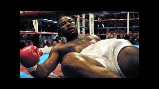 Mike Tyson VS Lennox Lewis Round 8 KO - you tube