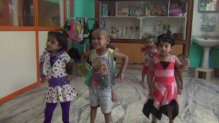 Akshaya Summer camp 2016 Dance on