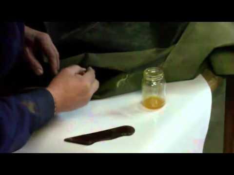 как отремонтировать своими руками резиновую лодку
