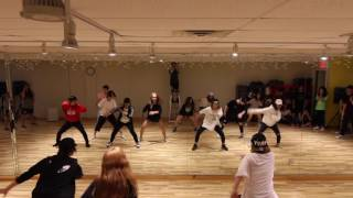 Fire / BTS (Kpop Dance Classes by I LOVE DANCE)