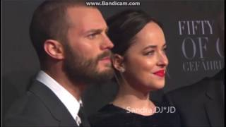 Jamie Dornan and Dakota Johnson -Fifty Shades Darker Hamburg Premiere -part I-