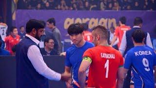 Asian Kabaddi championship 2017 Iran vs Korea