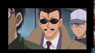 تابع الحلقة الاخيرة من المحقق كونان المفاجئة كوغوموري هو ..........رئيس العصابة