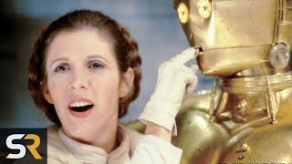 10 Bloopers In Star Wars Movies You May Have Missed
