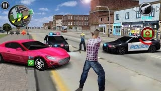Grand Gangsters 3D (by Doodle Mobile Ltd) Android Gameplay [HD]