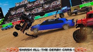 Xtreme Demolition Derby Racing Gameplay Android & iOS