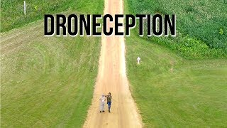 Inception Style Drone Pictures (Flatland Tutorial)