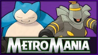 MetroMania Heat 2: Snorlax vs Dusknoir | Pokémon Metronome Battle Tournament