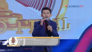 Indra Jegel: Ardit Playboy (Grand Final SUCI 6)