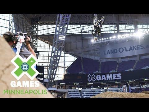 Moto X Best Trick: FULL BROADCAST | X Games Minneapolis 2018