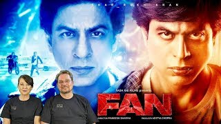 Fan Official Trailer - Reaction and Review