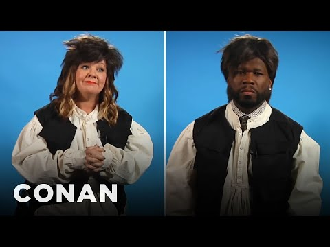 Young Han Solo Audition Tapes CONAN on TBS