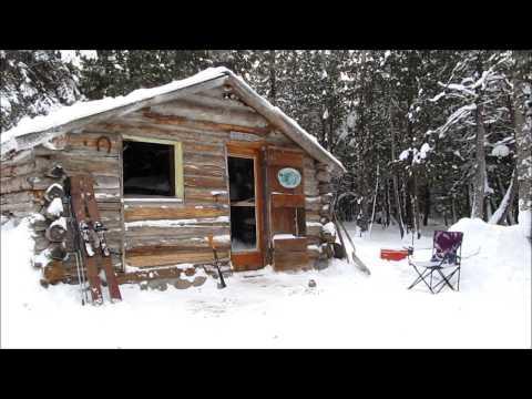 Martin s Cabin Part 20 Holed up at 30 Below