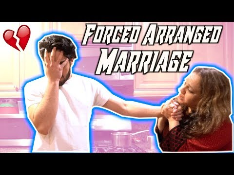 MOM FORCES AN ARRANGED MARRIAGE! *Shocked*