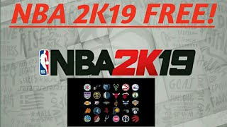 How To Download/Install NBA2k19 For Free Tutorial (Tagalog)